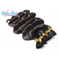 Wholesale Black / Highlighted Kinky Curl / Deep Wave 100% Human Hair Bulk For Black Women from china suppliers