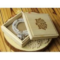Wholesale wood jewelry box pine wood gift box small boxes from china suppliers