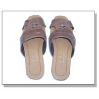 China Leather Slipper on sale