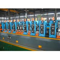 Wholesale HG76 Carbon Steel Tube Mill Machine for High-frequency Straight Seam Welded Pipe from china suppliers