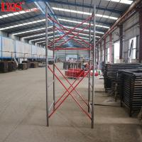 Buy cheap Red Powder Coating Heavy Duty Shoring Frame Towers from wholesalers