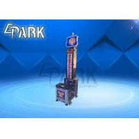 Wholesale Boxing Ticket Redemption Game Machine , Coin Operated King Hit Hammer from china suppliers