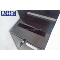 Quality Custom Iron locking Ballot Box Metal For Mailbox SGS Standard for sale