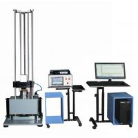 Buy cheap 1900KG 380V 50HZ Half Sine Shock Test Equipment With Safety Protection Systems from Wholesalers