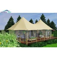China High Strength Aluminum Alloy Custom Event Tents Large Outdoor Tent For Resort on sale