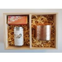 Delicate Handmade Wooden Tray , Painted Wooden Serving Trays For Perfume Gift