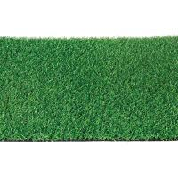 China Silky Smooth Playground Soft Surface , Fresh Green Rubber Flooring For Garden Play Area on sale