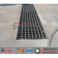 Wholesale Drainage Grating Cover|Trench Grate from china suppliers