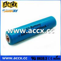 Wholesale Shaver Battery LiFeS2 AA lithium battery 1.5V 1100mAh from china suppliers
