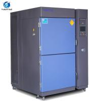 Wholesale 108 L Programmable Thermal Shock Test Chamber Liquid Type Water Cooling from china suppliers