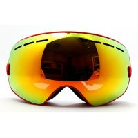 Wholesale Comfortable Mirror Lens Snowboard Goggles and Eyewear for Skating from china suppliers