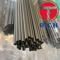Buy cheap Astm A269 Capillary Stainless Steel Tube For Electric Appliance Industries from wholesalers