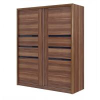 Wholesale Cloth Armoire in Wall with sliding door by slip fitting can Bespoke by local size in Moisture-proof Plywood from china suppliers