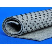 Quality Anti Slip Carpet Underlay Felt Heat Resistant Heavy Duty Felt Grey for sale