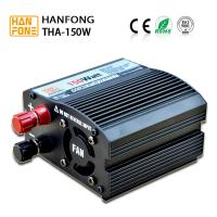 Wholesale Aluminum Alloy Shell Car Power Inverter 150W DC 12V To AC 110V With 2.1A USB from china suppliers