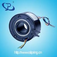 Wholesale hallow shaft slip ring with through bore 60mm,through hole slip ring for Welding Equipment from china suppliers