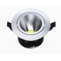 High Lumen 100 265V Recessed LED Downlights 16W Replace Halogen Lamps