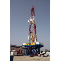 Wholesale High Performance Drilling Rig Mast With Pneumatic And Hydraulic Motor LR5002 from china suppliers
