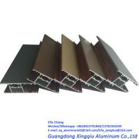 Powder coatined/Anodized/woodgrain/electrophoresis finish Aluminium Profile for window door and curtain wall for sale