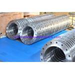 China Flanges Weld Neck, Slip-On, Blind, Plate, Loose, Orifice  ASTM A182  F304, 304L, 304H, 316, 316L, Duplex F51,F53,F55 for sale