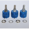 Sichuan WXD 3590S Precision Wire-wound Multi-turn potentiometer for sale