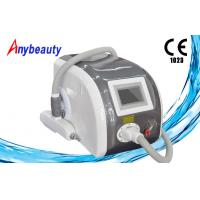 Wholesale ND YAG Laser Tattoo Removal Machine , freckle Clear Skin rejuvenation Equipment from china suppliers