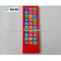 Wholesale ABS Durable 30 Button Sound Module For Child Sound Book, Child Board Book from china suppliers