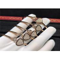 Wholesale Sophisticated Happy Hearts Chopard Jewelry For Young Women / Ladies / Girls from china suppliers