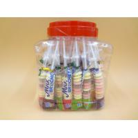 Wholesale Funny Milk Flavored Brochette Sugar Candies With Jar Various Candy Shapes from china suppliers