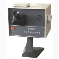 China Manual Operation Grey Oil Analysis Equipment Petroleum Oil Color Tester on sale