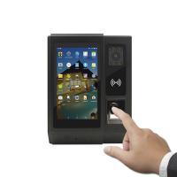 Wholesale HF-A5 Office & School Security Equipment Biometric Face Recognition Time Attendance Device from china suppliers