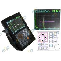 China Digital NDT Ultrasonic Testing Equipment Automatic Calibration Gain For Welding Flaw Detect on sale