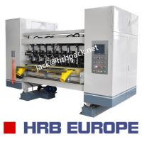 Wholesale 03 Ply Corrugated Box Machine HRB-150-1800 Automatic 320mm Corrugated Roller from china suppliers