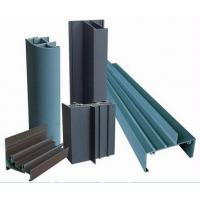 Wholesale Aluminium Frame Extrusions / Aluminium Window Extrusion Profiles For Aluminum Sliding Window from china suppliers