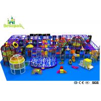 Pre - School Play And Party Indoor Playground , Indoor Bouncing Playgrounds