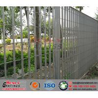 steel grating fencing