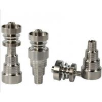 Wholesale Gr2 Titanium Nail, Domeless 6 in 1 -10mm/14mm & 19mm Male and Female from china suppliers