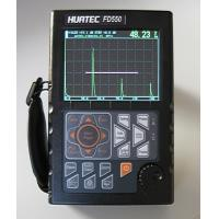 Quality High Resolution Digtal Ultrasonic Flaw Detector 130dB A scan B Scan FD550 for sale