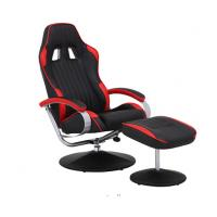 China Racing Style PU Adjustable Office Chair With Arms / Comfortable Computer Chairs on sale