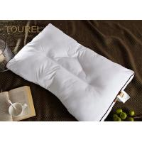 Wholesale 100% Polyester Fiber Pillow Ball Quilted Microfiber Filling Bolster White Goose Down from china suppliers
