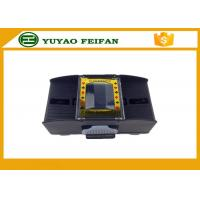 Wholesale Professional Plastic Automatic Poker Playing Cards 2 Decks Casino Card Shuffler from china suppliers