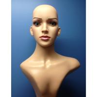 China New Female Mannequin Head ON SALE on sale