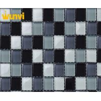 Wholesale Wear Resistant Exterior Glass Mosaic Tiles For Swimming Pool Approved TUV from china suppliers