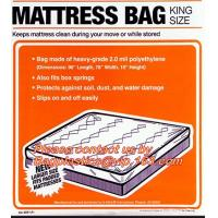 Buy cheap Mattress bags,Chair cover, sofa cover, dust cover, dust sheet, dust bags, mattress storage bags, disposable bags, LDPE M from wholesalers