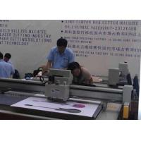 Wholesale Carton Box 60mm Thickness Material Digital Paper Board Flatbed Cutting Machine from china suppliers