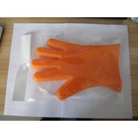 Wholesale OEM kitchen silicone glove cooking from china suppliers