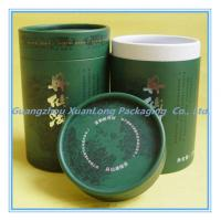 Quality tea packing tube box for sale