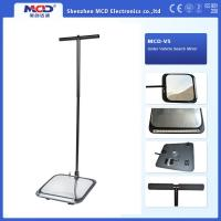 Wholesale LED White Light Vehicle Inspection Mirror  With DC12V Rechargeable Battery from china suppliers