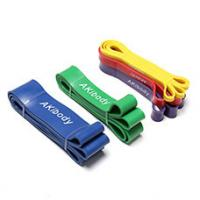 Wholesale AlwaysFit TOP 1 41 inch latex pull up powerlifting resistance bands from china suppliers