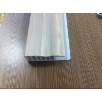 Wholesale Laminate Flooring Skirting Board Trim , Decorative White Laminate Skirting Board Plastic from china suppliers
